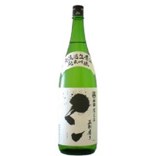 シ(さんずい) 純米吟醸無濾過生原酒 (サンズイ)/柏露酒造 1800ml 【新潟】