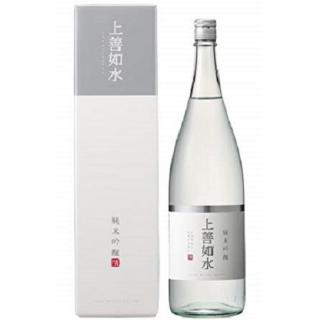 白瀧 純米吟醸酒 「上善如水」 (シラタキ)/白瀧酒造 1800ml 【新潟】