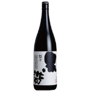 黒帯 特別純米酒 「悠々」 (クロオビ)/福光屋 1800ml 【石川】