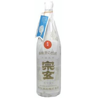 宗玄 原酒 (ソウゲン)/宗玄酒造 1800ml 【石川】