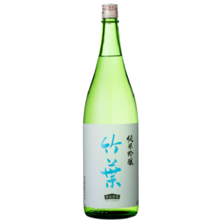 竹葉 純米吟醸酒 (チクハ)/数馬酒造 1800ml 【石川】