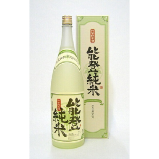 竹葉 能登純米 (チクハ)/数馬酒造 1800ml 【石川】