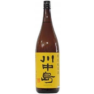 川中島 特別純米 (カワナカジマ)/酒千蔵野 1800ml 【長野】