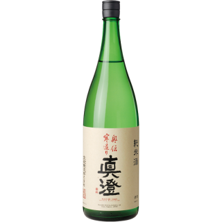 真澄 純米酒 「奥伝寒造り」 (マスミ)/宮坂醸造 1800ml 【長野】