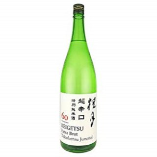 桂月 超辛口 特別純米60 (ケイゲツ)/土佐酒造 1800ml 【高知】