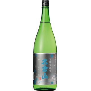 名倉山 純米吟醸 しぼりたて (ナグラヤマ)/名倉山酒造 1800ml