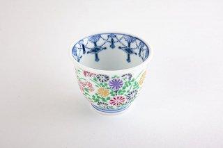 秋草 瓔珞文【煎茶】