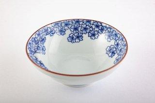 お鍋の取り皿 Cacomi -かこみ - 【花詰・青】