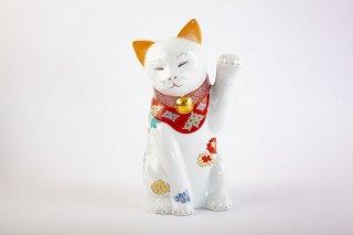 招福猫 miw - みゅう -【菊絵・親】