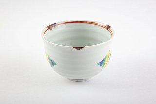 錦菱紋【ミニ麺鉢】