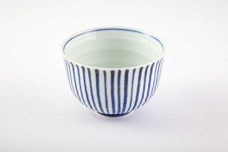 染付十草【ミニ麺鉢】