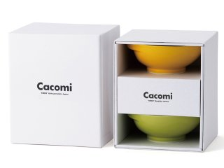 Cacomi いろいろ【オリジナルギフトボックスセット(2個セット)】