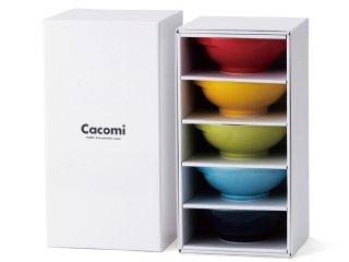 Cacomi いろいろ【オリジナルギフトボックスセット(5個セット)】