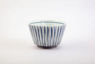 染付麦わら手 麺鉢