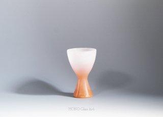 ワイングラス 5【オリジナル・一点もの | パートドヴェールガラス酒器】
