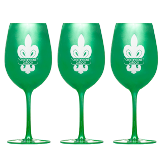 D.ROCK Original Glass Green 3脚セット