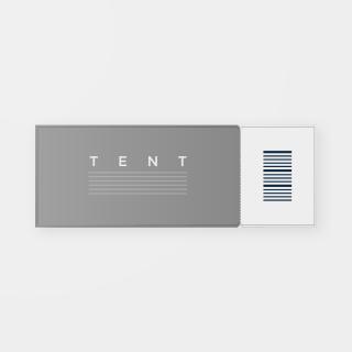 チケット T - Tent
