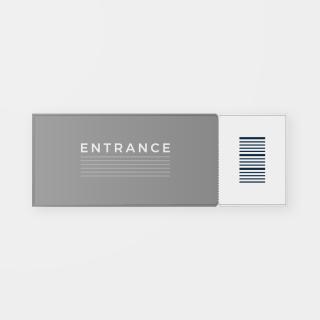 チケット E4 - Entrance