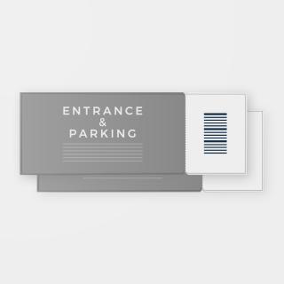 チケット EP4 - Entrance & Parking