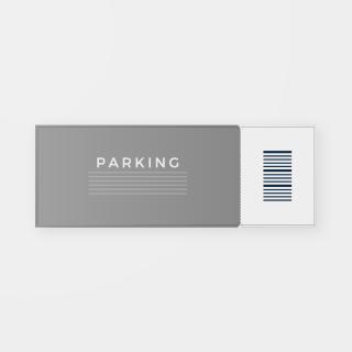 チケット P - Parking