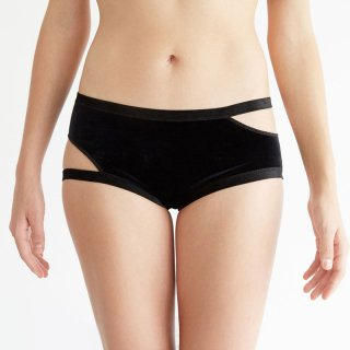 K+1%<br>�BLACK�SANITARY SHORTS
