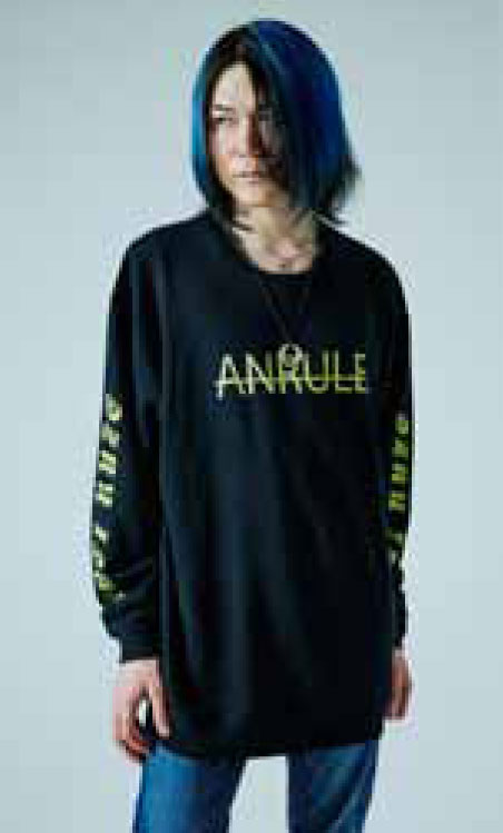 ANRULE着用イメージ