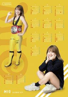 2019年 MIO ポスターカレンダー