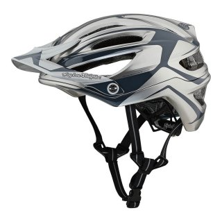 Troy Lee Designs [A2 Helmet Mips 2019] Dropout Silver MD/LG