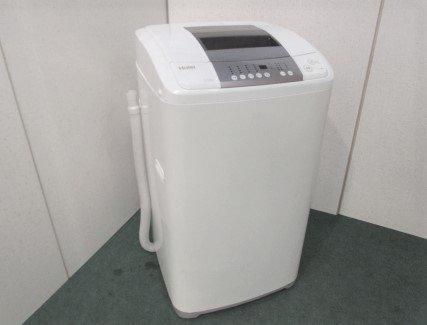 ハイアール 全自動電気洗濯機 2015年製 JW-KD55B
