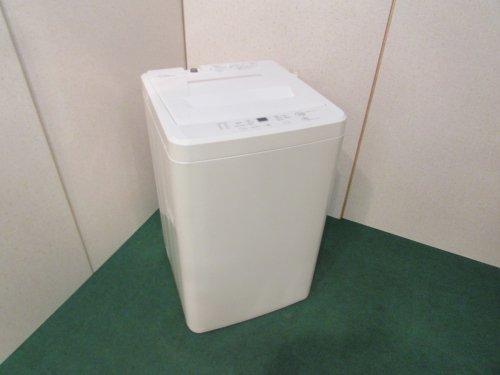 2012年製 無印良品 全自動洗濯機 AQW-MJ45