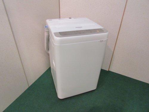 2017年製 パナソニック 全自動洗濯機 NA-F60B10