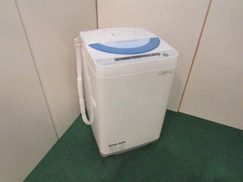 2014年製 シャープ 全自動洗濯機 ES-GE55P-A