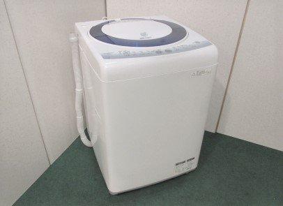 2012年製 シャープ 全自動洗濯機 ES-GE70L-A