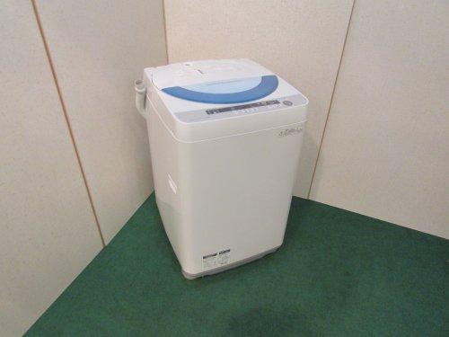 2015年製 シャープ 全自動洗濯機 ES-GE55P
