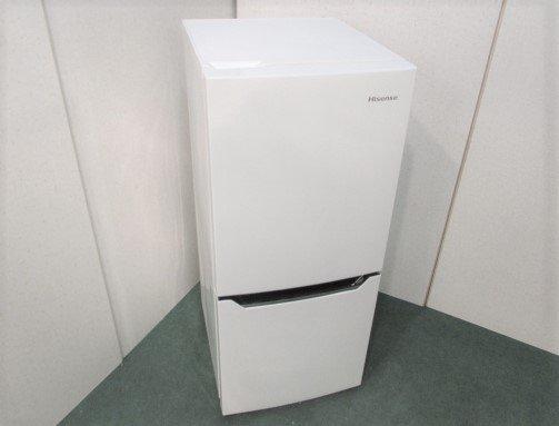 2017年製 ハイセンス 2ドア冷凍冷蔵庫 HR-D1301