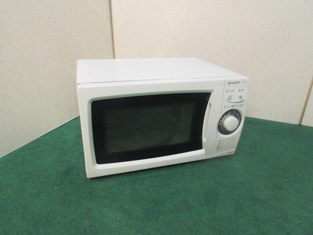 2010年製 シャープ 電子レンジ RE-T1-W6
