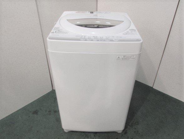 2015年製 東芝 全自動洗濯機 AW-5G2