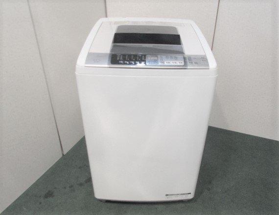 2010年製 日立 電気洗濯乾燥機 BW-D8LV