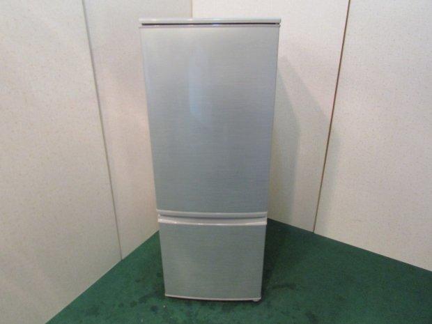 2014年製 シャープノンフロン冷凍冷蔵庫 SJ-17Y-S