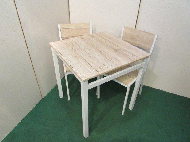 ダイニングテーブル イス ホワイト