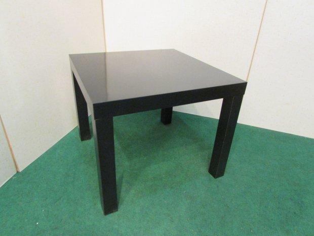 IKEA センターテーブル ブラック