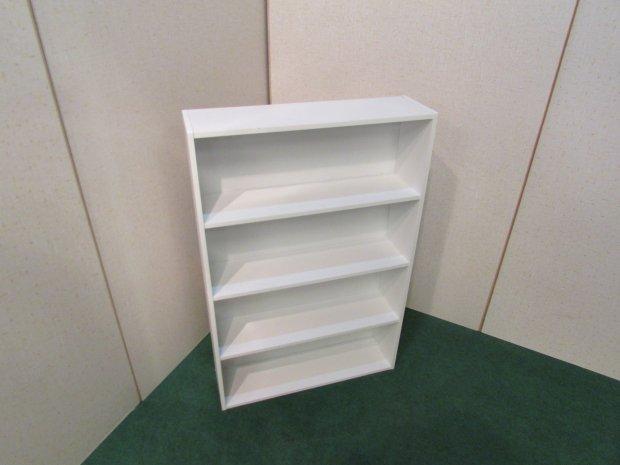 本棚 ホワイト