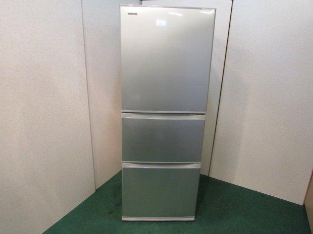2015年製 東芝 ノンフロン冷凍冷蔵庫 GR-G34S(S)