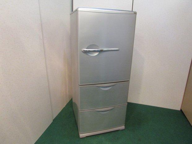 2012年製 アクア ノンフロン冷凍冷蔵庫 AQR-261A(S)