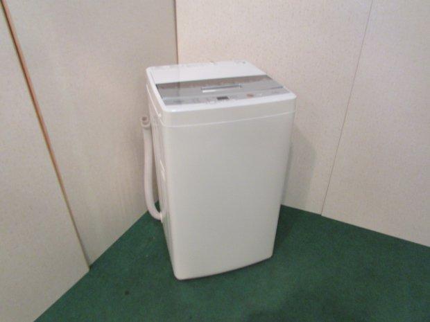 2017年製 アクア 全自動洗濯機 AQW-S45EW
