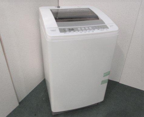 2014年製 アクア 全自動洗濯機 AQW-V800CW