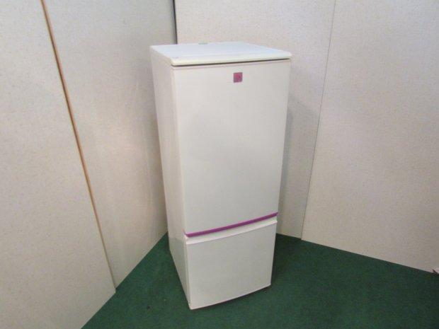 2012年製 シャープ ノンフロン冷凍冷蔵庫 SJ-17E8-KP
