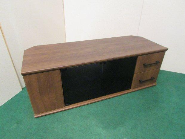テレビボード ブラウン