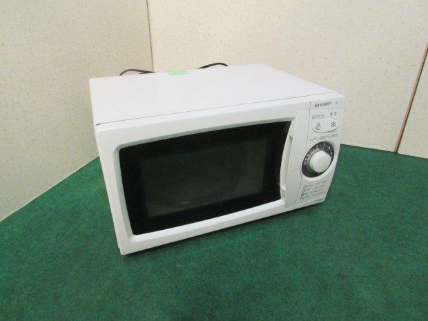 2011年製 シャープ 電子レンジ RE-T1-W6