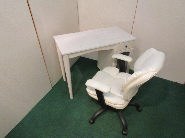 テーブル イス ホワイト